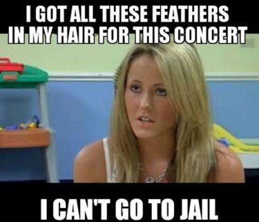 18 Best Moments from Teen Mom -- Jenelle Goes to a Kesha Concert. This shit is so funny.