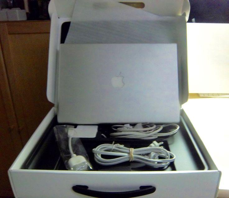APPLE MacBook Pro 15.4  Model A1286 2008 CORE 2 DUO 2.66GHZ 320GB Serial ATA