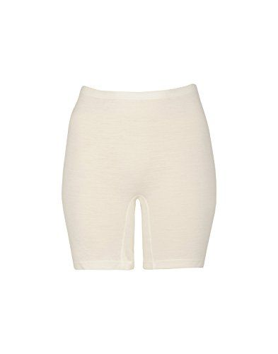 fb0030d3c0e090 Dilling Merino Shorts für Damen - Unterwäsche aus 100% BIO-Merinowolle  Natur 38.