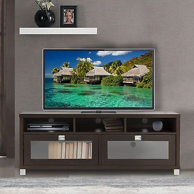 48387 furniture TV Stand Cabinet Storage Home Entertainment Furniture Home Theater Media Center  BUY IT NOW ONLY  $124.95 TV Stand Cabinet Storage Home Entertainment Furniture Home Theater Media Center...
