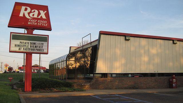 Rax Roast Beef Blast From The Past Pinterest Butter