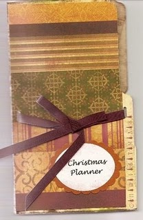 Christmas Planner TutorialHoliday Ideas, Christmas Crafts, Crafts Ideas, Planners Tutorials, File Folder, Christmas Planners, Planners Ideas, Christmas Ideas, Christmas Organic