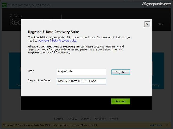 download free any data recovery registration key