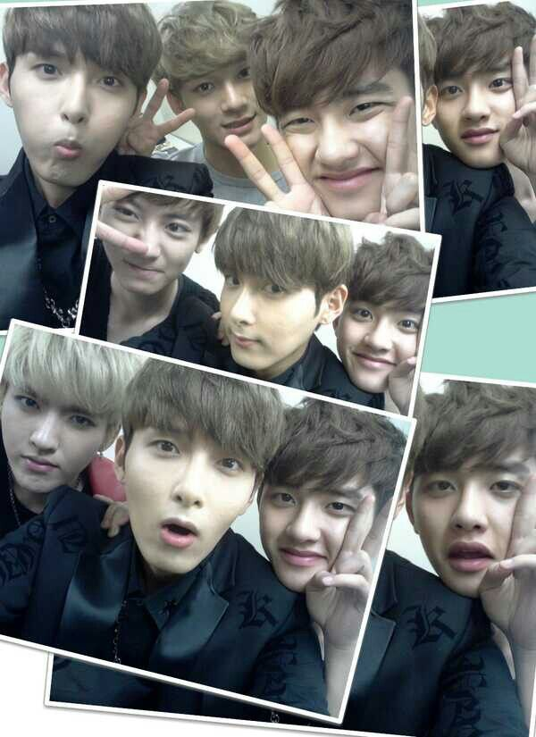 Ryeowook&Exo