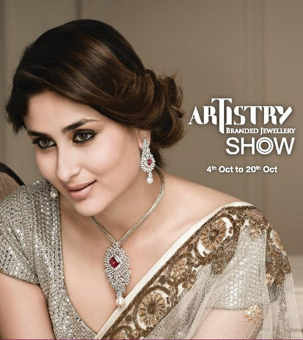 Kareena Kapoor's NEW Malabar Jewelry Ad