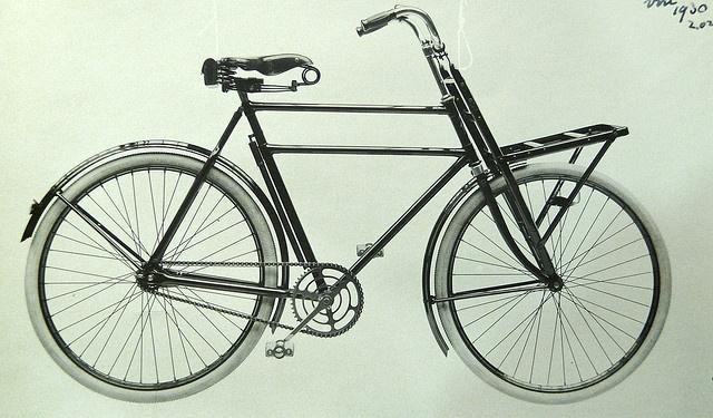 TR 1931 by transportfiets, via Flickr