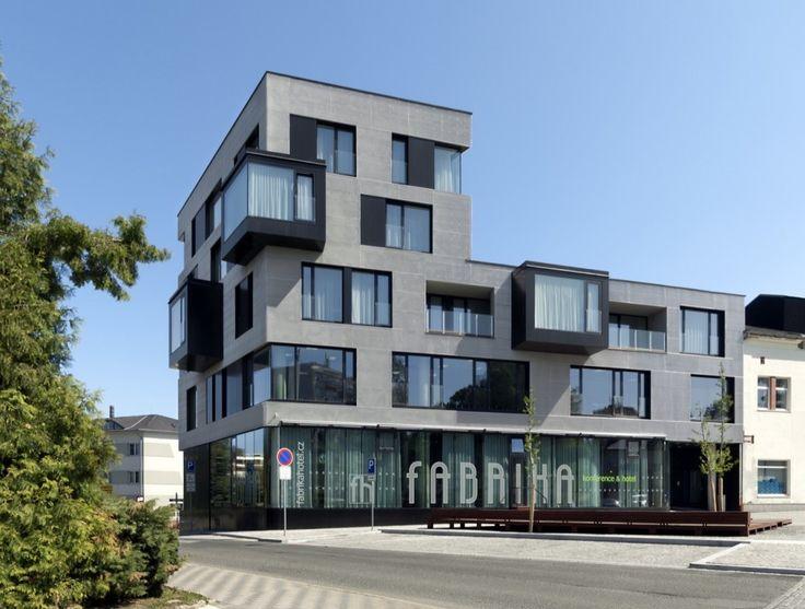 Fabrika Hotel / OK Plan Architects