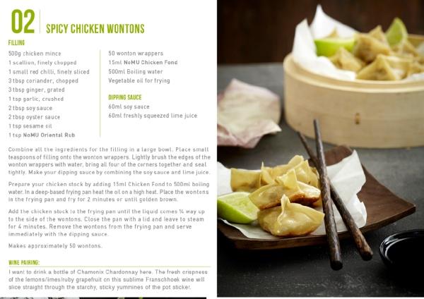 nomu recipes cards #thingsdeeloves 3