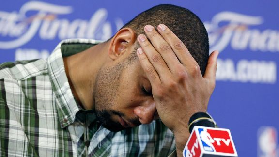 2014 NBA Playoffs: Biggest Postseason Heartbreaks 1-5 - ESPN