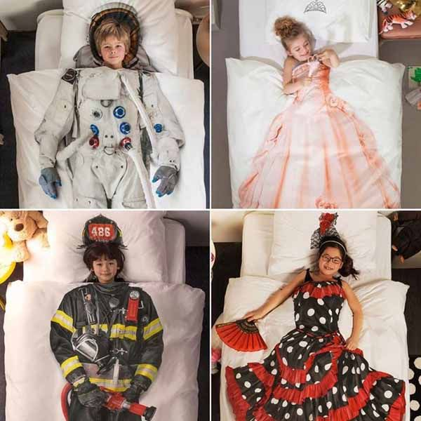 Creative Bedding For Kids