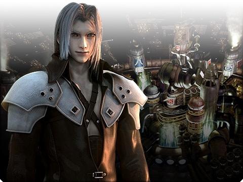 Final Fantasy 7 ♥ Advent Children ♥ Sephiroth