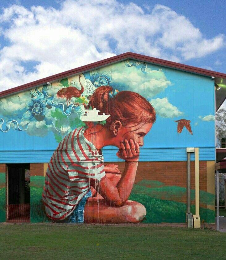 1000 ideas about garden mural on pinterest murals for Fairy garden mural