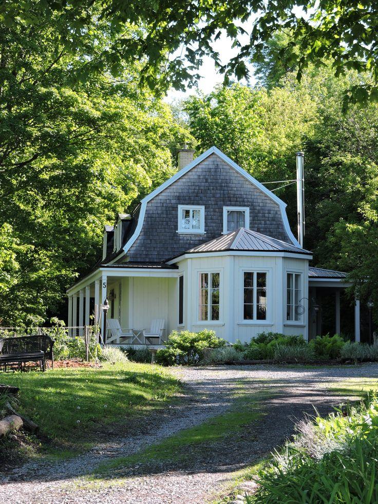 Maison ancestrale, St-Pétronille, Ile d'Orléans Photo Mireille Plouffe