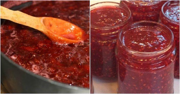 Dulceață pregătită în 5 minute din orice fel de fructe, fără fierbere îndelungată și toate vitaminele se păstrează în fructe! - Retete-Usoare.eu