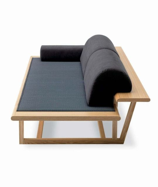 Design Vanilla simple lounge seat