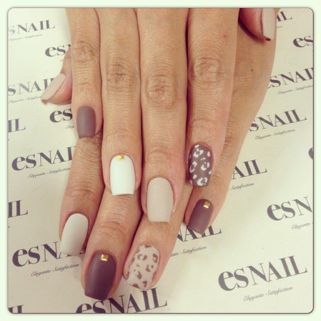 Nail Polish Ideas With 3 Colors To Bend Light