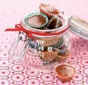 Vanilj- och honungsknäck #recept #norrmejerier #jul #present #klassiker