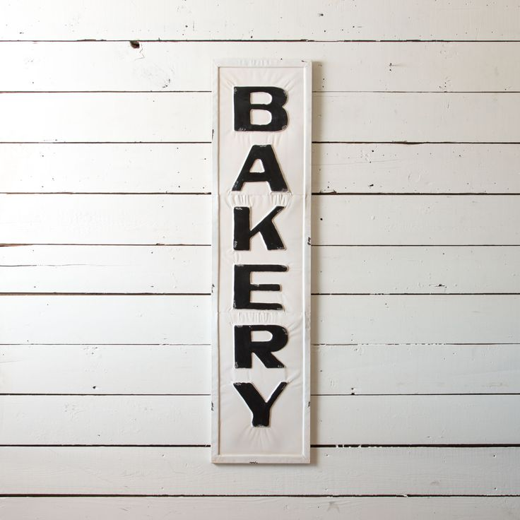 Bakery Sign - Magnolia Market | Chip & Joanna Gaines