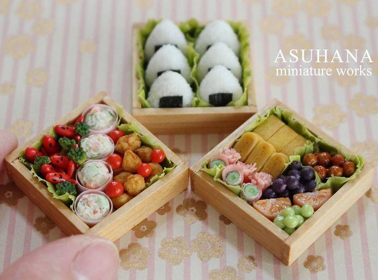 #miniature #food #minifood #onigiri #japanese