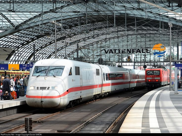 Photo Unknown Deutsche Bahn AG ICE 1 at