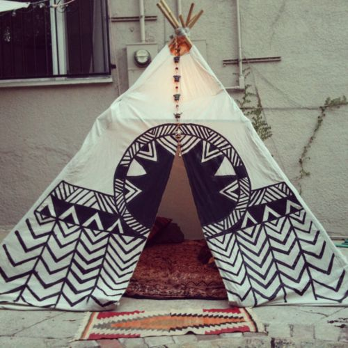 //Zeeb, Tents, Pattern, For Kids, Kids Room, Camps, Reading Nooks, Design, Native American