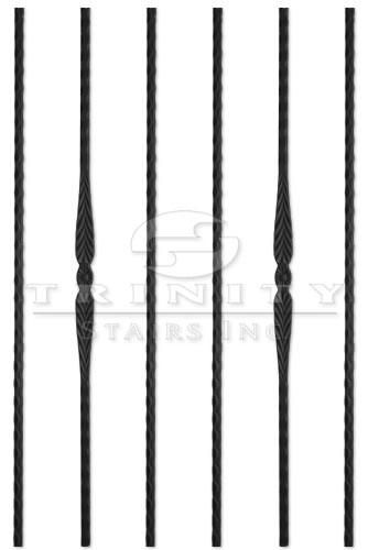 Iron Spindles, Stair Spindles, Staircase Spindles