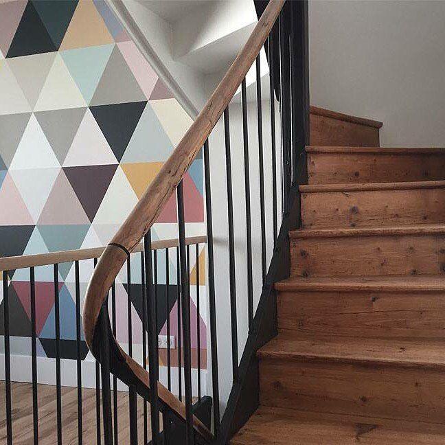 les 20 meilleures id es de la cat gorie papier peint sur mur sur pinterest d corer les murs. Black Bedroom Furniture Sets. Home Design Ideas