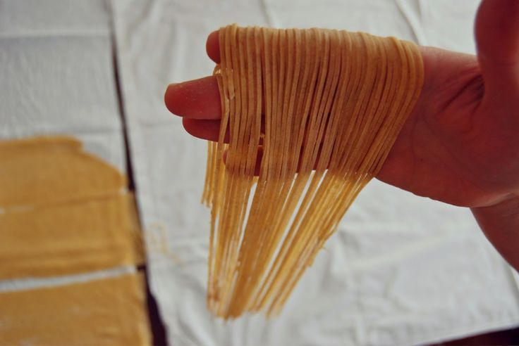 Food makes me happy : Homemade pasta
