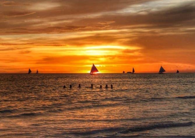 Boracay Island, The Philippines Is Paradise