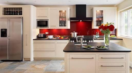 Image result for splashbacks for kitchens