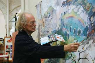 John Wolseley Tapestry2008: August 2010
