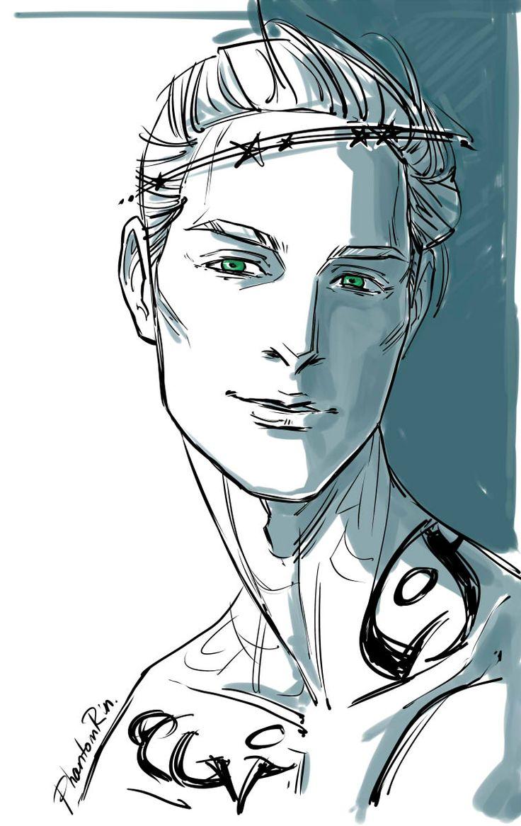 green-eyed Jonathan) (TMI by Cassandra Clare)...