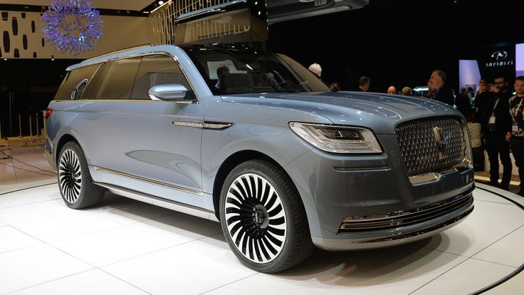 From Expedition to Navigator: our predictions for Lincoln's SUV - Autoblog
