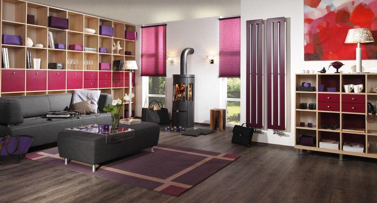 Der wineo Designboden verleiht auch deinem Wohnzimmer einen hochwertigen Look
