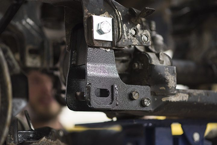 we're developing a package of conversion parts to install the VW tdi into a 1987 Toyota 4x4 pickup.