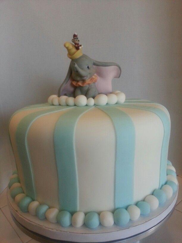 Dumbo Baby Shower cake!