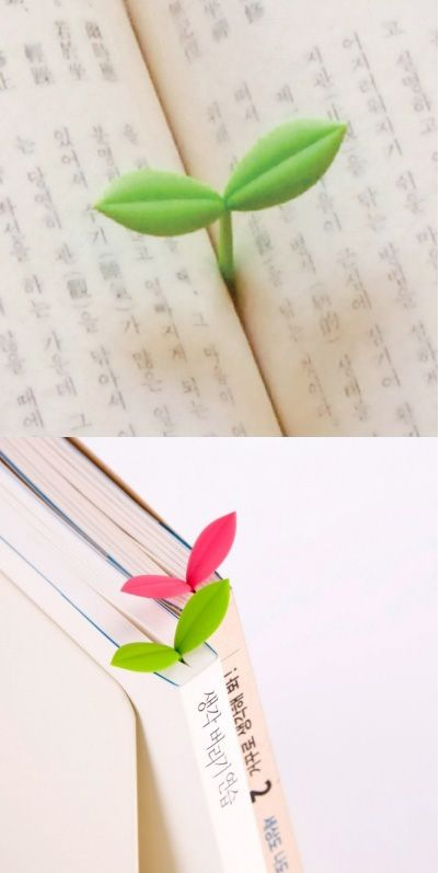 Have one of these. Love it!!   sprout book mark