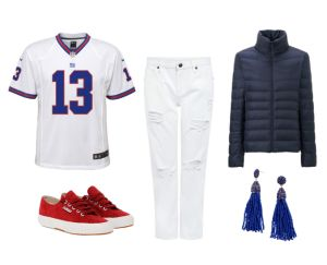 What to Wear To Watch Football This Fall: What to Wear To Your Friend's Superbowl Party