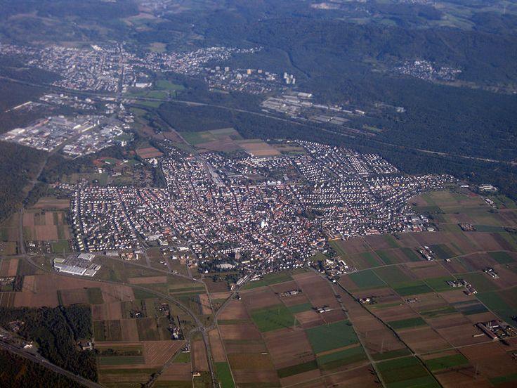 Pfungstadt-luftbild - Pfungstadt - Wikipedia, Christos Vittoratos Aerial Photography