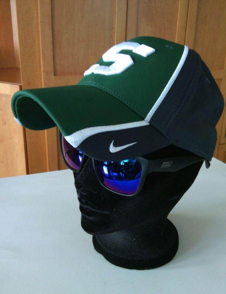 Team Nike Baseball Cap Stetson Law Hat University Size Football Embroidered Game | eBay