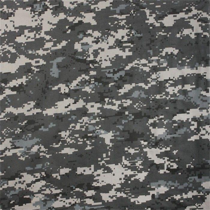 94 best military camouflage pattern images on pinterest groomsmen 4 subdued urban digital camouflage military 22 x 22 cotton bandana army toneelgroepblik Choice Image