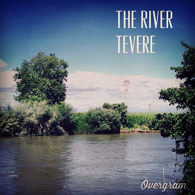 ...and we went down to the #river #fiume #natura #nature #rome #rome #igersroma #ig_roma #igersitalia #ig_italia #instascape #instalandscape