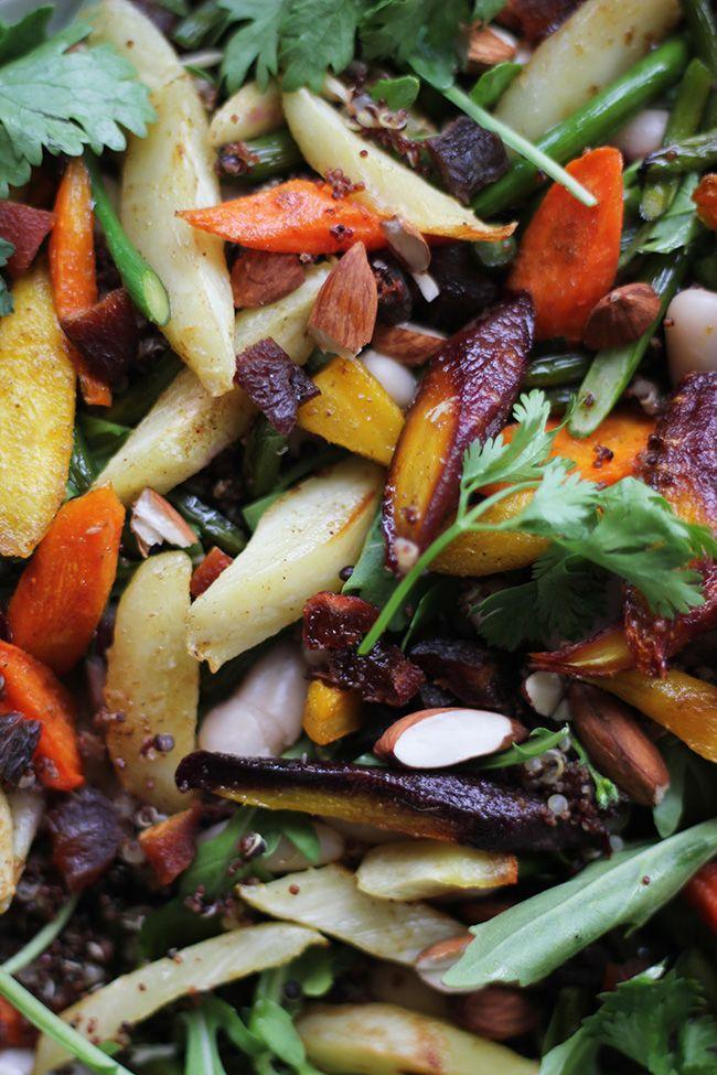 Ancient Grain Salad: Wholehearted Eats