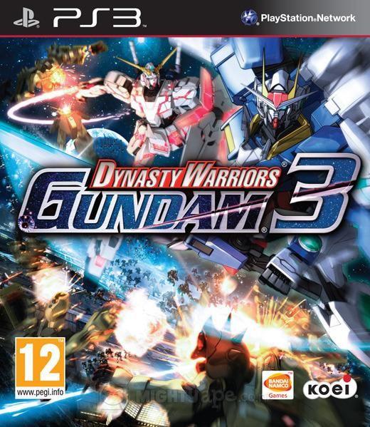 Dynasty Warriors: Gundam 3 ~ PS3
