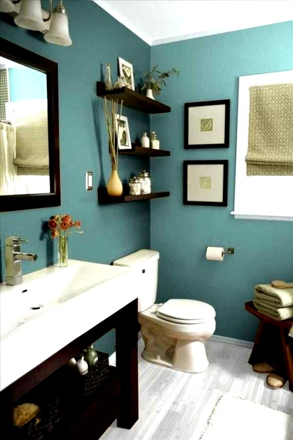 Tiffany Blue Bathroom Ideas #BlueBathroomIdeas Blue and ...