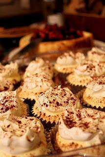 Tiramisu Cupcakes. Um... Yes!