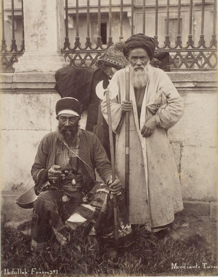 Dilenciler Abdullah Fréres / 1880s