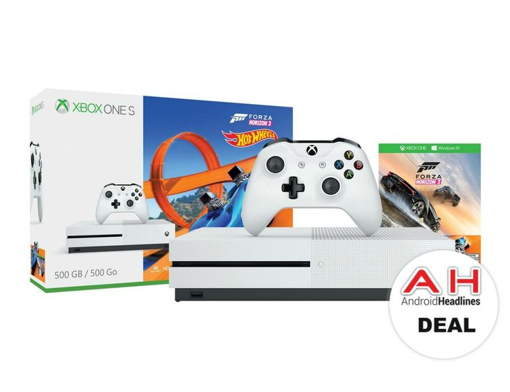 Pick Up The Xbox One S Forza Horizon 3 Hot Wheels Bundle for $199 – 12/25/17 #Android #Google #news