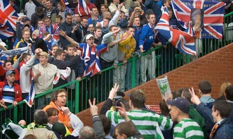 Old Firm, Celtic vs Glasgow Rangers, The Greatest Show On Earth!
