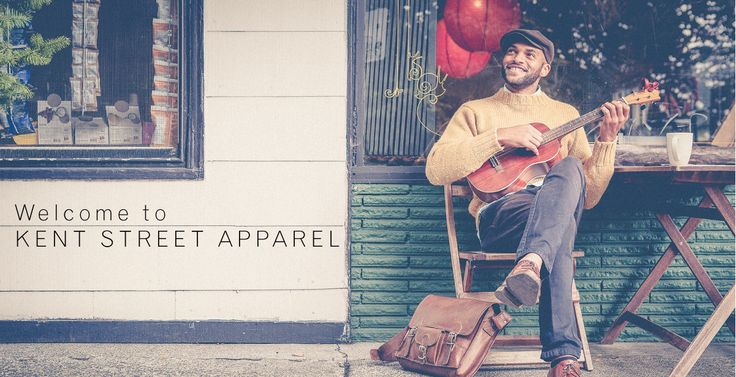 This is the beginning of something special.  www.KentStreetApparel.co